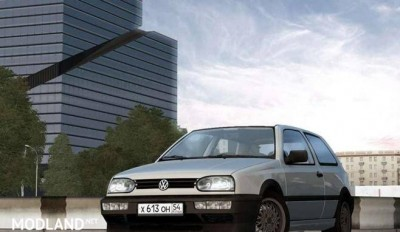 Volkswagen Golf MKIII [1.5.4], 1 photo